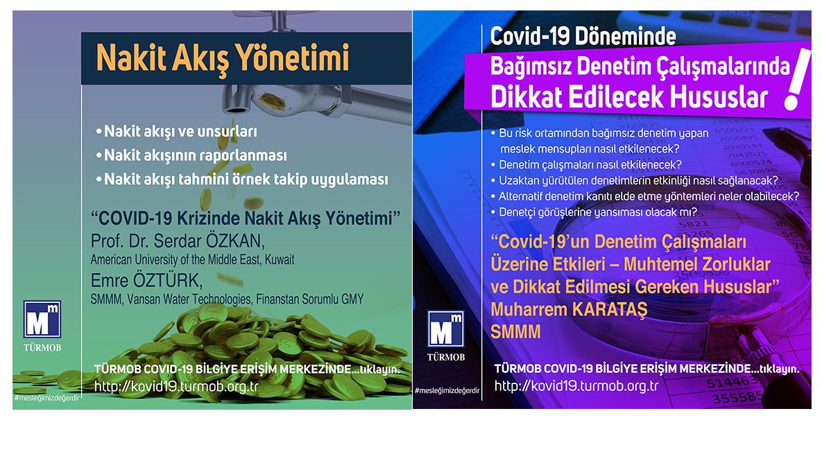 COVID-19 Krizinde Nakit Akış Yönetimi