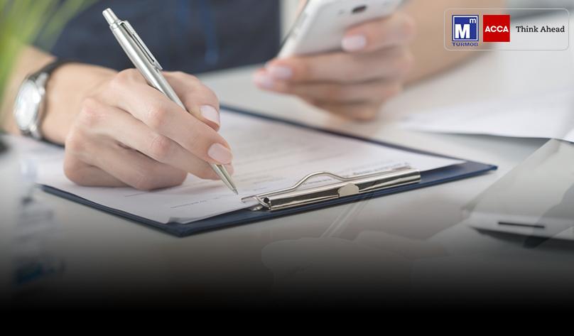 ACCA Aralık 2020 Sınav Dönemi Eğitimleri