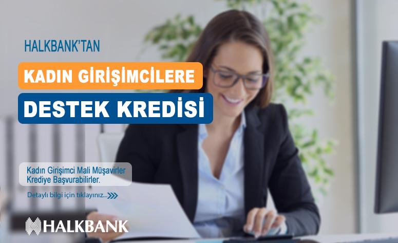 Kadın Girişimci Kredisi